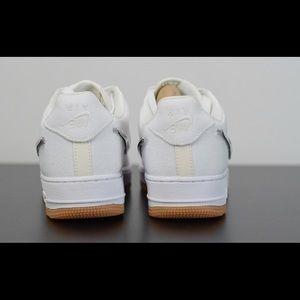 """Shoes - Nike AF1 """"Travis Scott Sail"""""""